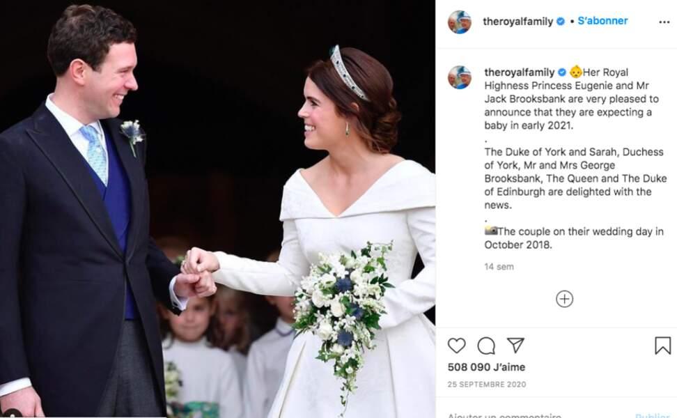 La famille royale s'agrandit d'Angleterre !