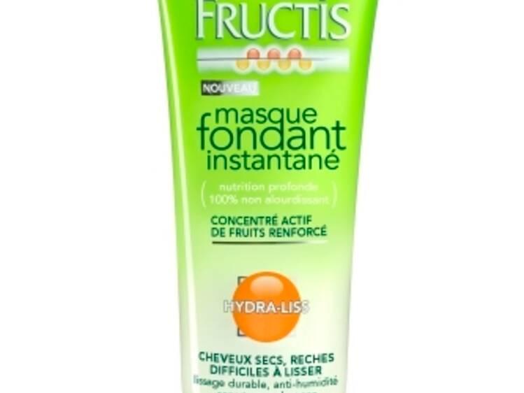 masque fructis hydra liss avis