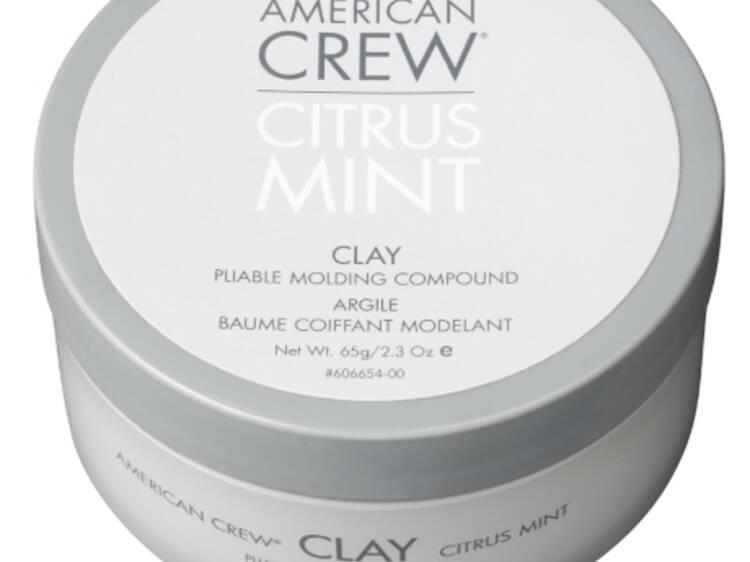 citrus mint clay argile de coiffage de american crew profitez et partagez vos avis et. Black Bedroom Furniture Sets. Home Design Ideas