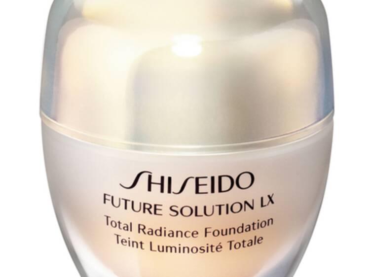 Future Totale De Lx Shiseido Spf Luminosité 15 Solution Teint TwXZikOPu