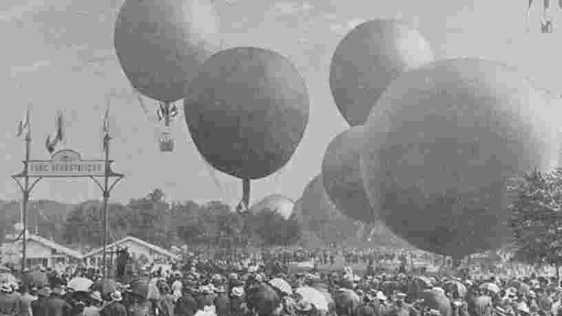 VIDEO: Les Jeux olympiques de Paris en 1900 étaient sans doute les JO les plus bizarres de l'histoire