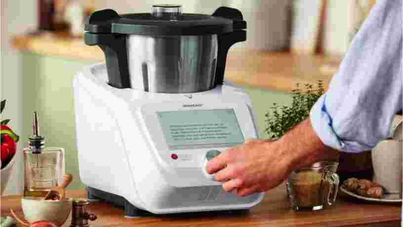 Lidl va vendre son robot Monsieur Cuisine Connect à prix cassé, peut-être pour la dernière fois