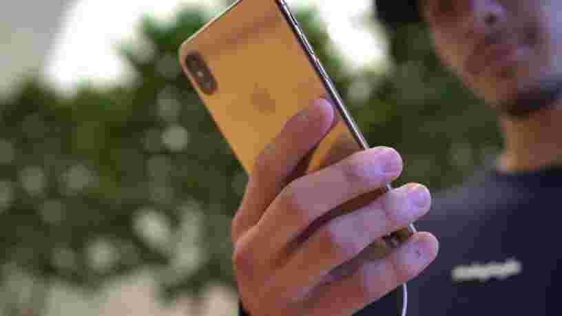 Ce n'est pas vraiment le moment d'acheter un nouvel iPhone