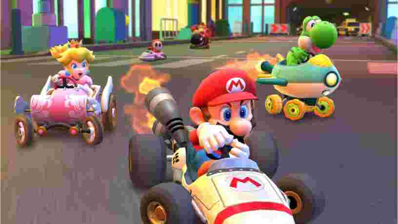 Mario Kart Tour : un bug avant même l'heure de sortie du jeu sur Android et iOS ?