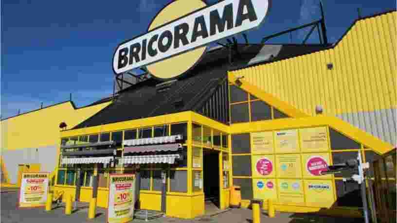 Ces 13 magasins Bricorama vont fermer leurs portes