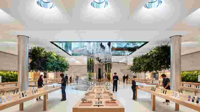 Voici comment Apple vous pousse à dépenser dans ses magasins