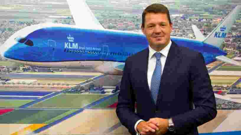 VIDEO: Le PDG d'une grande compagnie aérienne donne ses conseils de voyage