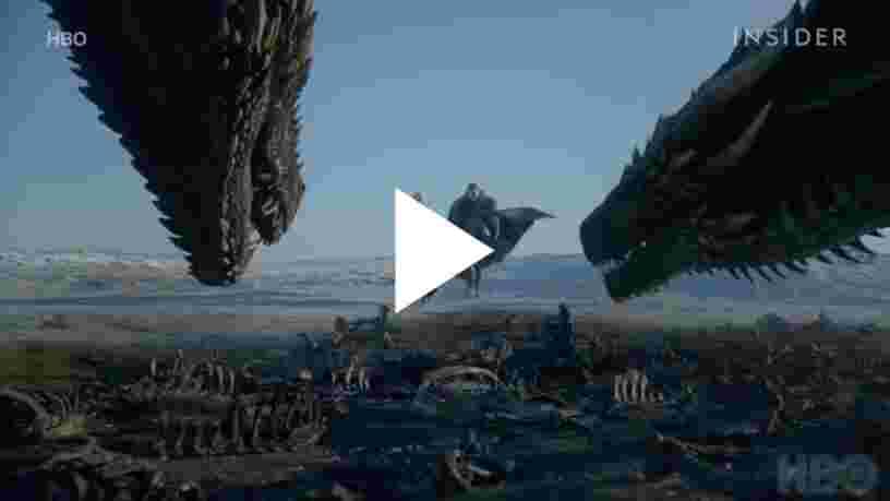 Ces détails cachés dans le trailer de Games of Thrones