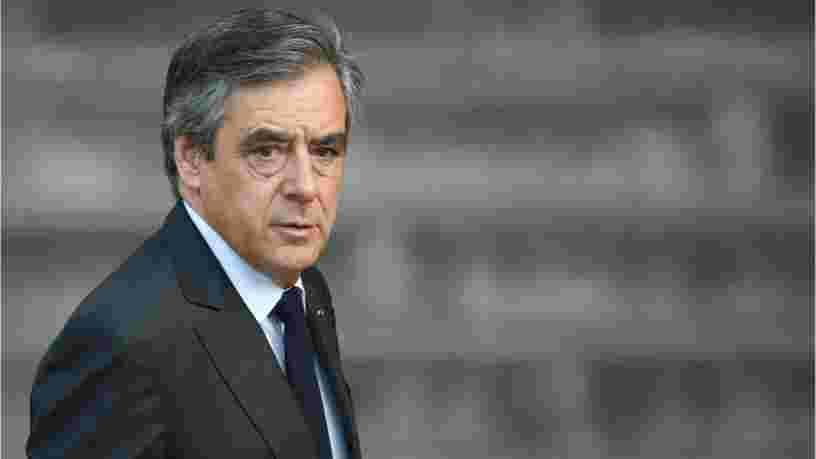 François Fillon condamné à de la prison ferme pour l'emploi fictif de sa femme
