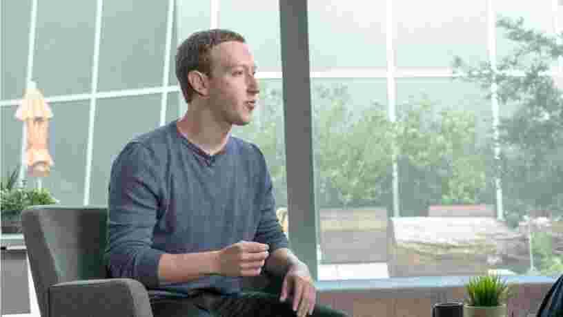 La dernière invention de Mark Zuckerberg est un gadget pour aider sa femme à mieux dormir