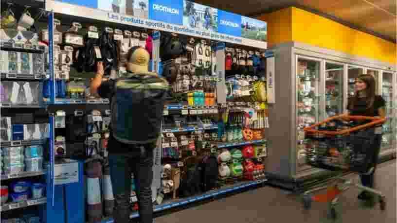 Après Auchan et Carrefour, Franprix est à son tour saisi par la frénésie de corners en supermarchés