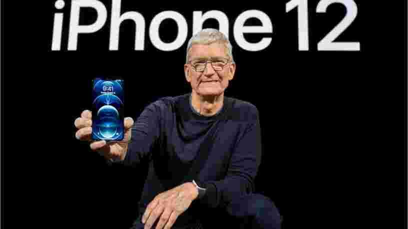 Apple est obligé de vendre l'iPhone 12 avec des écouteurs en France