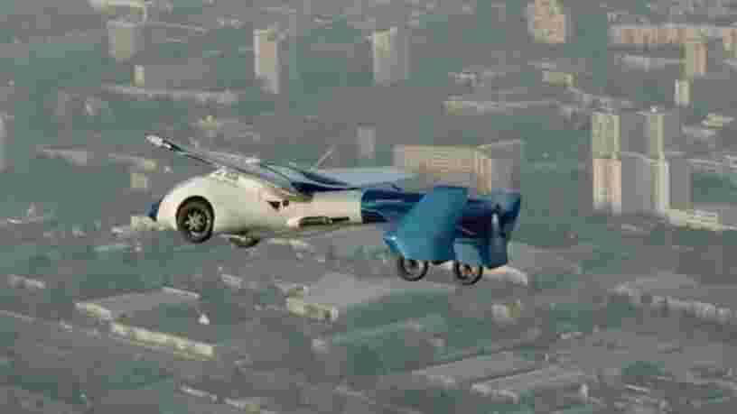 Voici pourquoi vous ne conduisez toujours pas une voiture volante