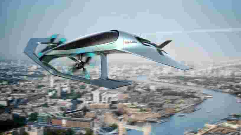 VIDEO: Aston Martin se lance dans la course à la voiture volante — voici le projet du constructeur anglais pour concurrencer Airbus et Uber