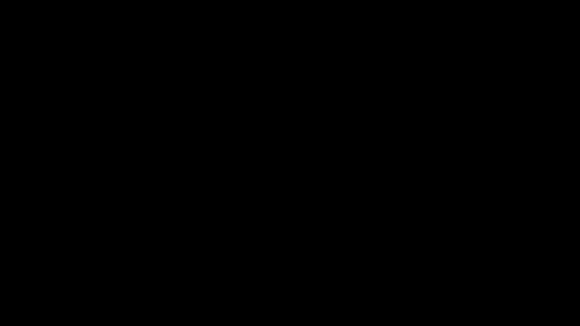 Cette vidéo de 40 secondes reproduit un milliard d'années de mouvements de la tectonique des plaques