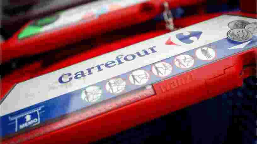 Carrefour envisage de supprimer plus d'un millier d'emplois et cette fois, cela concerne ses hypermarchés