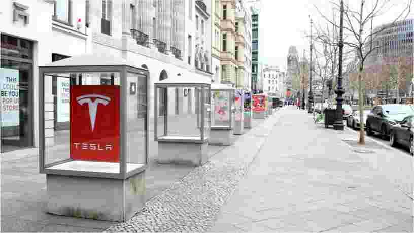 Tesla demande à ses employés de se porter volontaires pour produire 30 000 véhicules en 15 jours... et les 6 autres choses à savoir dans la tech ce matin