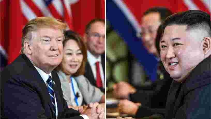 Donald Trump explique pourquoi le sommet avec Kim Jong-un a échoué