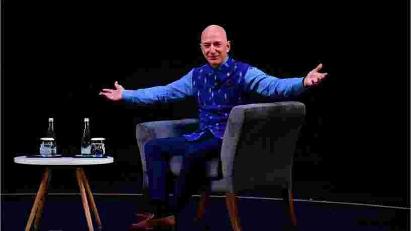 Jeff Bezos bat un nouveau record avec l'achat d'une maison à 165 M$