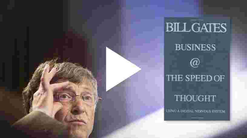 Voici les six choses de la tech que Bill Gates avait prédites correctement en 1999
