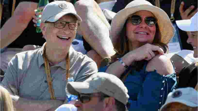 Bill Gates a beau faire énormément de dons, il est encore plus riche que l'an dernier