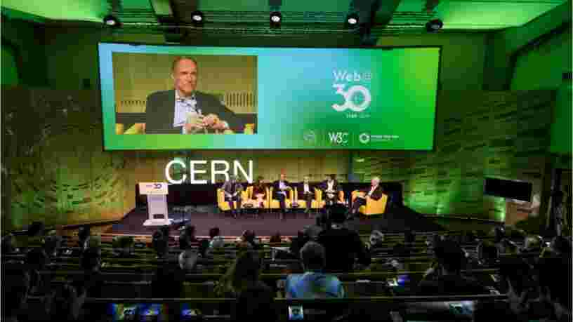 Le Web a 30 ans et son créateur Tim Berners-Lee pense encore pouvoir le sauver