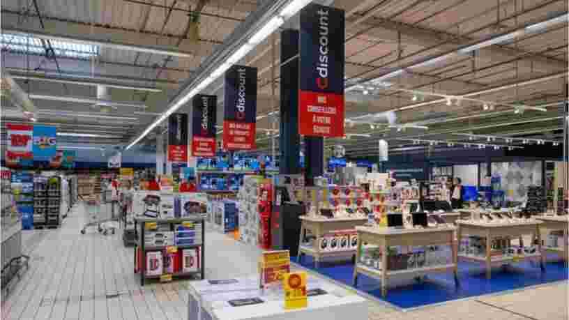 Decathlon, C&A, Darty... Les produits de ces 10 enseignes sont vendus dans des corners en supermarché
