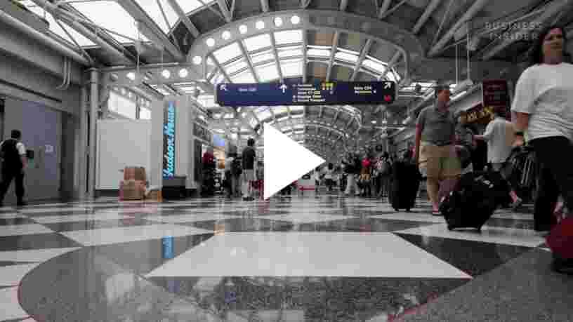 Comment les aéroports sont conçus pour vous faire dépenser plus