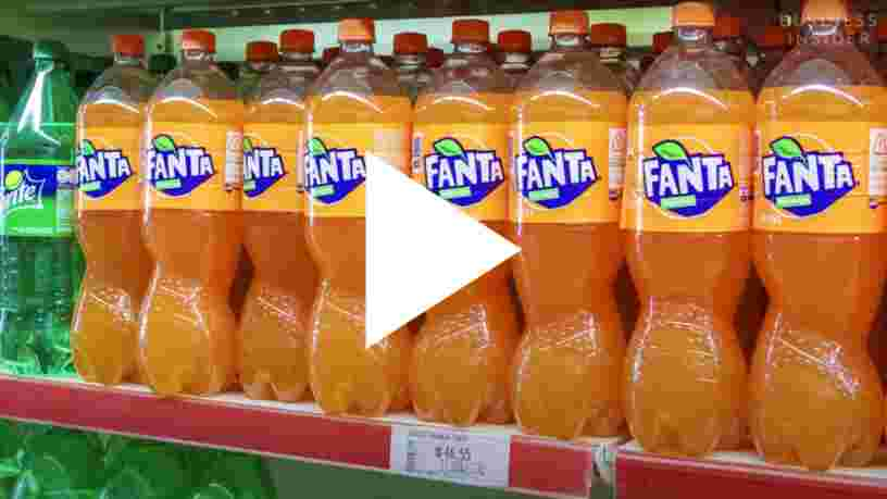 Pourquoi Coca-Cola a inventé le Fanta en Allemagne durant la Seconde guerre mondiale