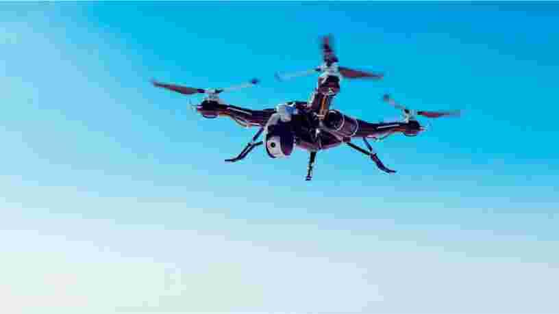 Les drones de plus de 800 grammes doivent dorénavant être équipés d'un signalement électronique