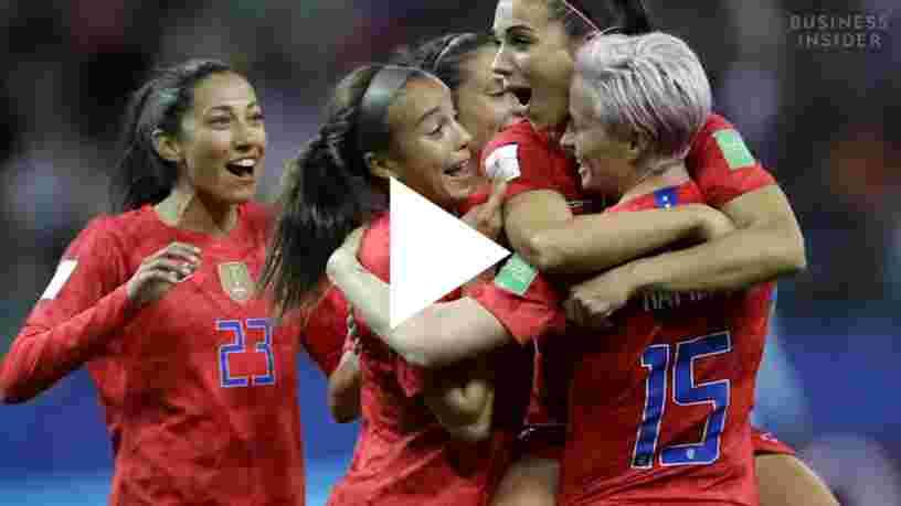 Coupe du monde 2019 : pourquoi l'équipe féminine des États-Unis est si forte
