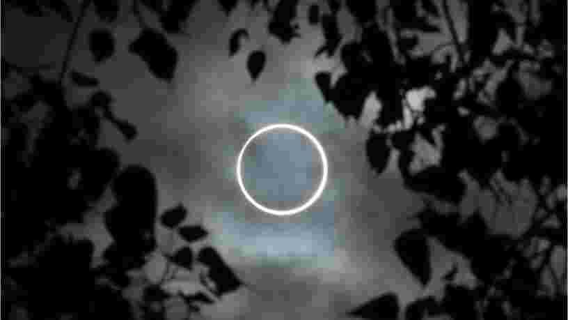 Les plus belles photos de l'éclipse solaire du 26 décembre et de 'l'anneau de feu'