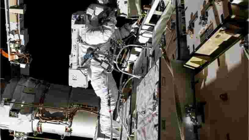 Vous pourrez suivre en direct la sortie dans l'espace de ces deux astronautes de la NASA