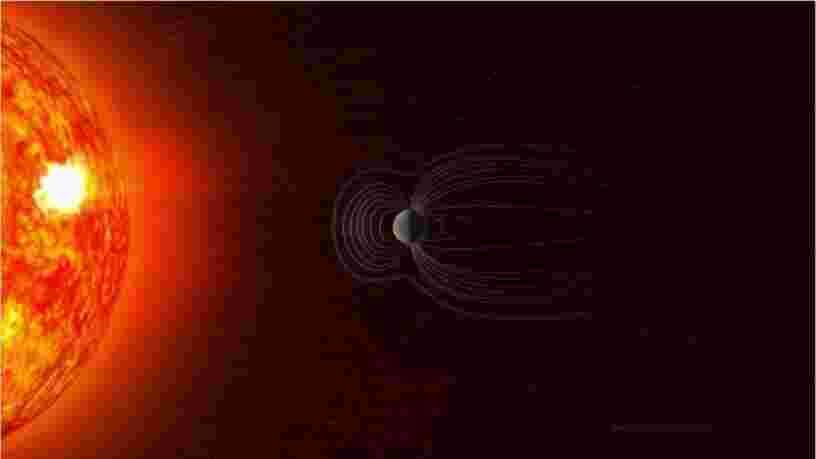 La NASA surveille une anomalie dans le champ magnétique terrestre qui menace les satellites et l'ISS