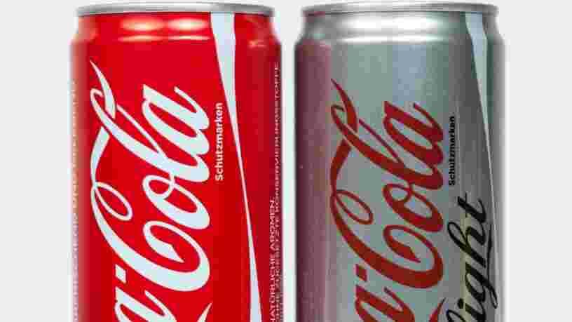 Le coronavirus pourrait entraîner une pénurie de Coca-Cola Light si l'épidémie perdurait