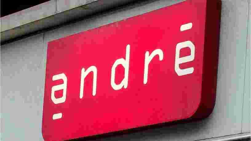 La liste des 50 magasins André qui vont fermer leurs portes