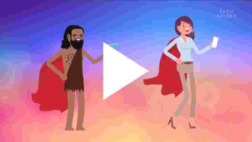 VIDEO: 3 façons surprenantes qui montrent que les humains continuent d'évoluer