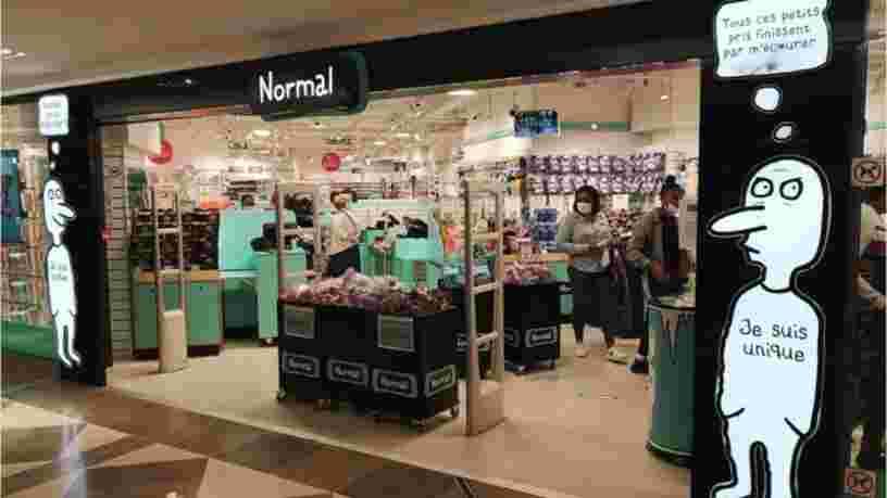 Voici les prochains magasins Normal qui vont ouvrir et ce que vous pourrez y trouver