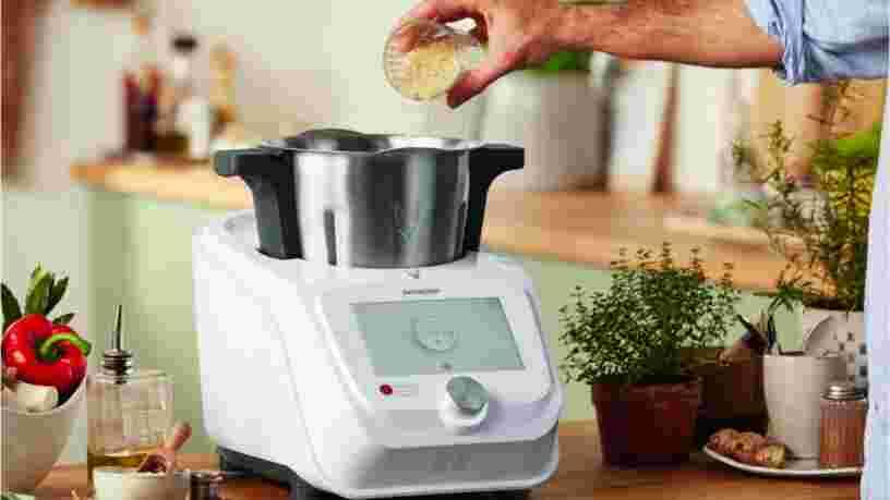 Le robot cuiseur Monsieur Cuisine Connect revient chez Lidl avant Noël