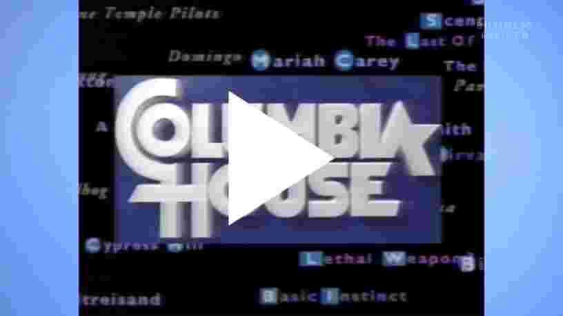 VIDEO: Comment des clubs comme Columbia House et BMG Music Services pouvaient vendre 12 CD pour 1$