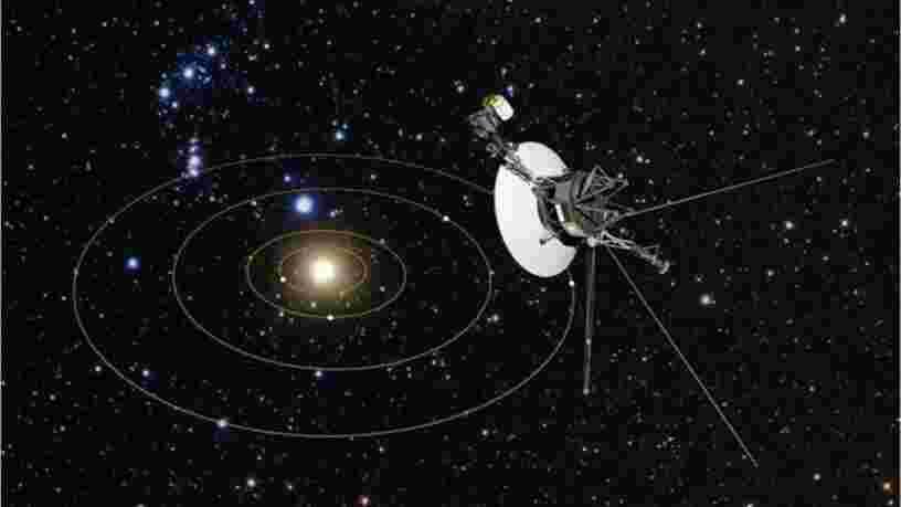 Notre Système solaire pourrait être délimité par une mystérieuse frontière, d'après les données de la sonde Voyager 2