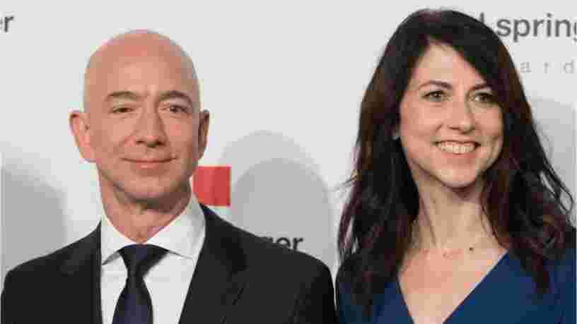 L'ex-femme de Jeff Bezos détrône Françoise Bettencourt Meyers et devient la plus riche au monde
