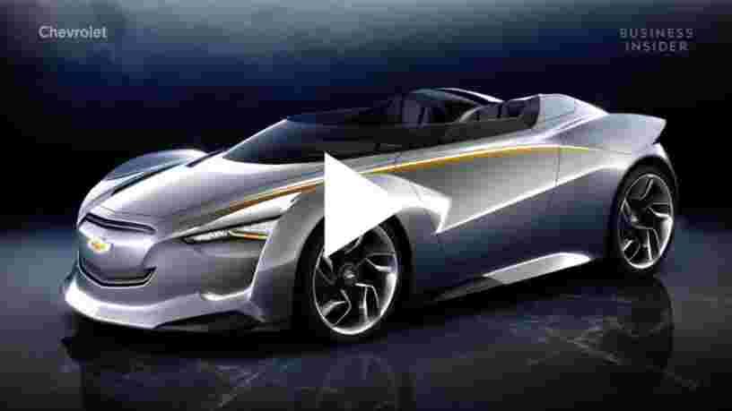 Pourquoi les constructeurs automobiles dépensent des millions de dollars dans des concept cars qu'ils ne fabriqueront peut-être jamais