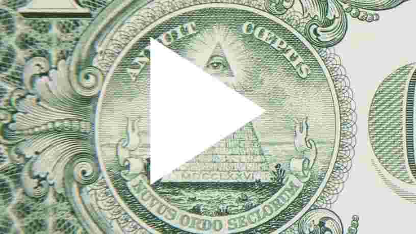 VIDEO: Pourquoi ce symbole apparaît dans toutes les théories du complot