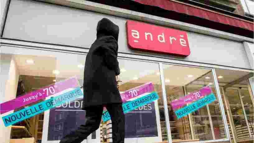 André et Orchestra pourraient être les deux premières enseignes à faire faillite