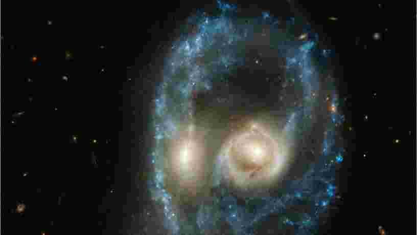 Découvrez la photo prise par le télescope spatial Hubble le jour de votre anniversaire