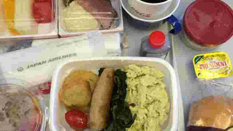 Les 10 compagnies aériennes qui proposent les meilleurs repas à bord en classe éco