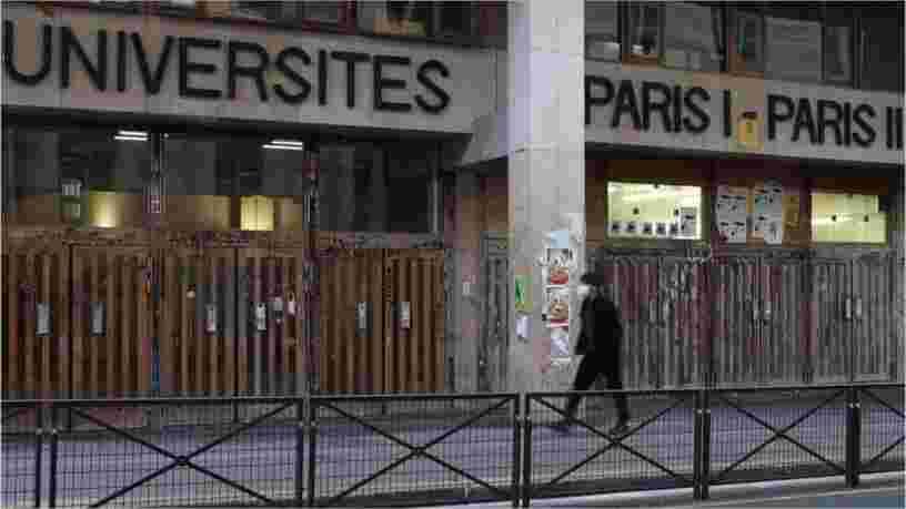 Voici les 10 meilleures universités de France, selon le cabinet QS