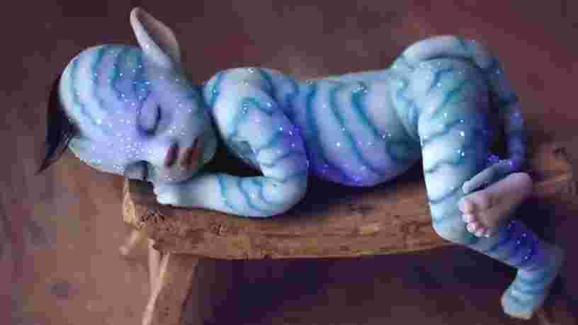 VIDEO: Ces poupées faites en silicone ressemblent à de vrais bébés — c'est effrayant