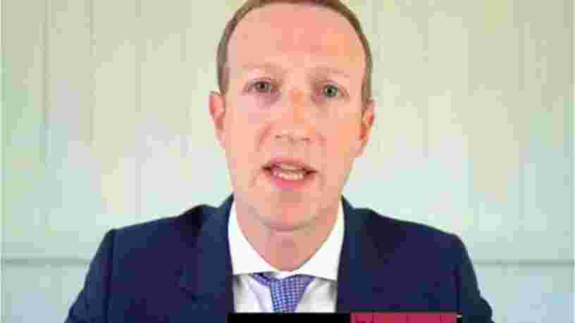 Mark Zuckerberg suggère qu'Apple, Amazon, Google et TikTok pourraient être de plus grandes menaces que Facebook